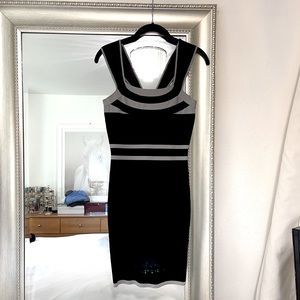 EXPRESS bandage dress size small